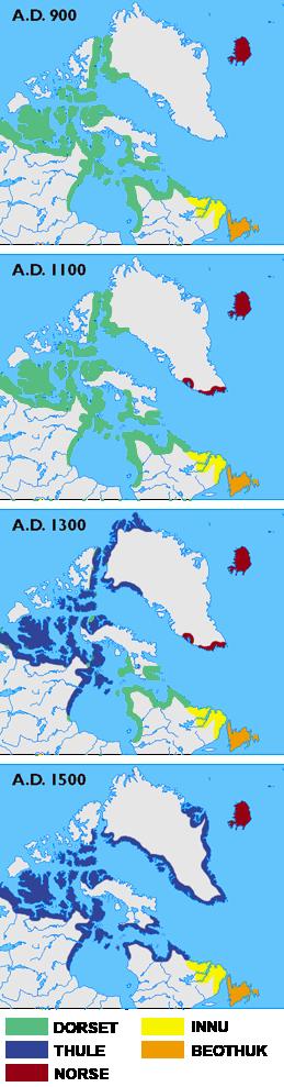 Arctic cultures 900-1500