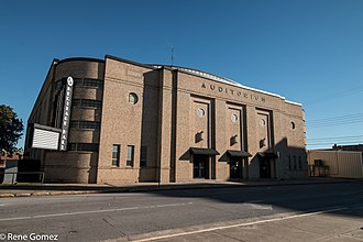 National Register of Historic Places listings in Carter County, Oklahoma - Image: Ardmore Municipal Auditorium (1 of 1)
