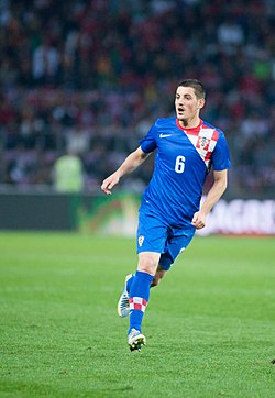 Arijan Ademi - Croatia vs. Portugal, 10th June 2013.jpg