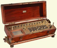 Image result for arithmometer