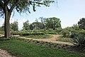 Arlington House - looking northeast at Flower Garden - 2011.jpg