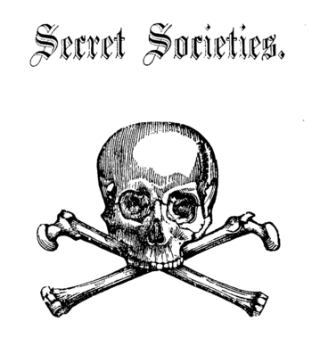 English: Skull and Crossbones, with the captio...