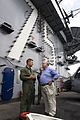 Army Under Secretary embarks to help inter-Service cooperation on USS Truman 120903-N-XL102-174.jpg