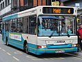Arriva Buses Wales Cymru 2257 X257HJA (8815878534).jpg