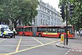 Arriva London articulated bus, Mercedes-Benz O530 Citaro G, 2 July 2011.jpg