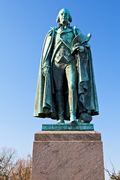 Artemas Ward statue Ward Circle color.png