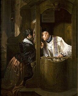 Artgate Fondazione Cariplo - Molteni Giuseppe, La confessione