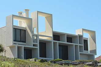 Architecture of Jacksonville - The Milam Residence, designed by Paul Rudolph (1961)