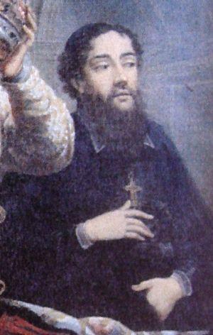 Artus de Lionne - Artus de Lionne (1655-1713) in 1686 (detail).