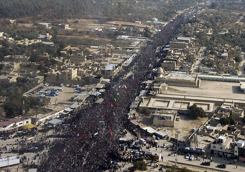 largest peaceful gatherings in history