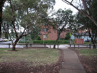Ashcroft, New South Wales - Image: Ashcroft NS Wpark