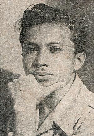 Asrul Sani - Sani, c. 1955