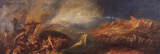 Assistants and George Frederic Watts - Chaos - Google Art Project