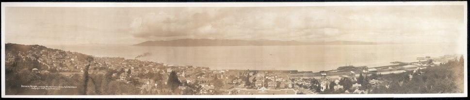 Photograph of Astoria c.1912.