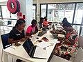 Atelier Wikiquote 2019 de Wikimédia Côte d'Ivoire 02.jpg