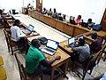 Atelier du 05 mars 2019 Edition articles et téléversement de photos pour wiki loves Africa 2019 au Bénin.jpg