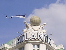 Atlantic Grand Hotel Bremen Silvester