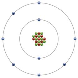 electronique du fluor
