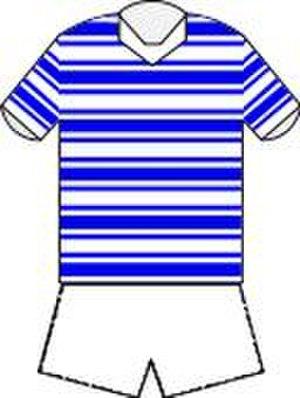Auckland rugby league team - Image: Auckland centennial jersey