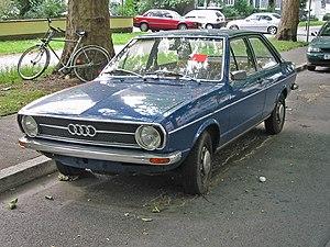 Audi 80 - Audi 80 (B1) 2-door sedan