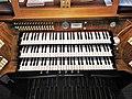 Augsburg, St. Sebastian (Koulen-Orgel) (Spieltisch) (2).jpg