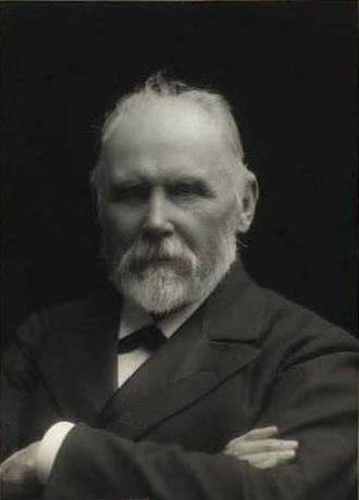 August Saabye - Saabye c. 1900