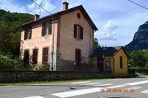 Aulos, Ariège - Aulos Town Hall