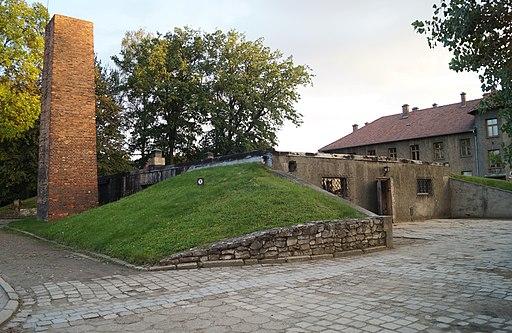 Auschwitz I krematorium