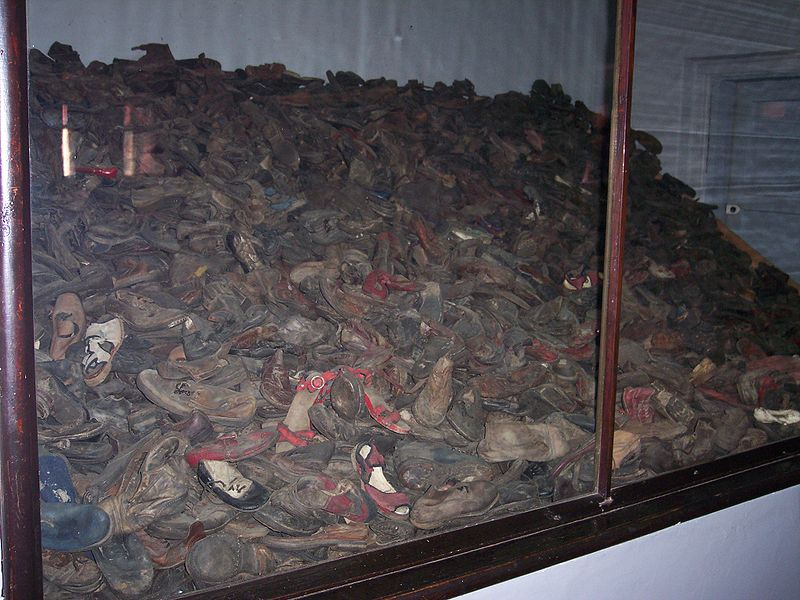 Dosiero:Auschwitz I material proofs of crimes 10.jpg
