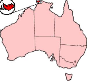 Melville Island (Australia) - Image: Australia Melville Island