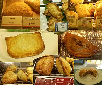 Cornish Australians - Pasties from Australia