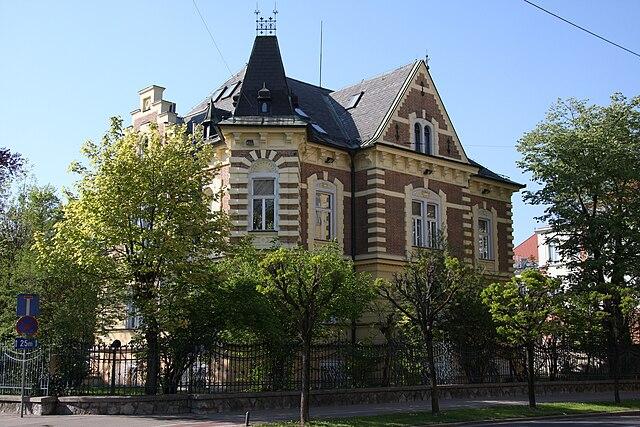 Посольство Австрии в Любляне