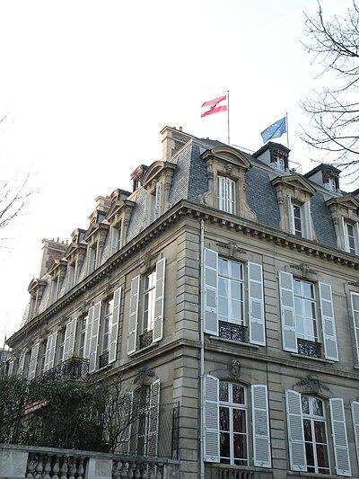 Österreichische Botschaft in Paris