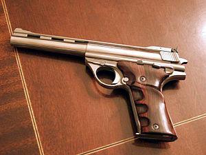 AutoMag (pistol) - Image: Automag 44amp