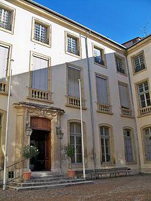 Maison jean vilar wikip dia for La maison de la bibliotheque