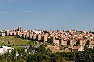 Ávila, Spain Municipality in Castile and León, Spain