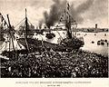 Avskedet vid det nordiska studentmötet i Köpenhamn den 17 juni 1862 SFGT9.jpg