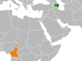 Azerbaijan Cameroon Locator (cropped).png