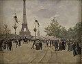 Béraud - Entrée de l'exposition universelle de 1889, 1889.jpg