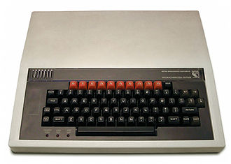 Acorn Computers - The BBC micro released by Acorn in 1981