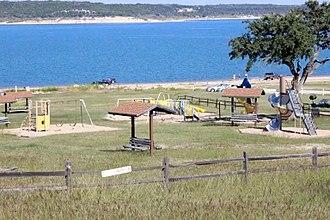 Belton, Texas - Belton Lake