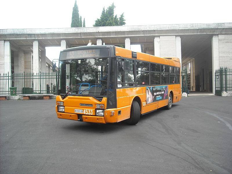 Dicas de transporte em Gênova