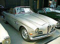 BMW 503 thumbnail
