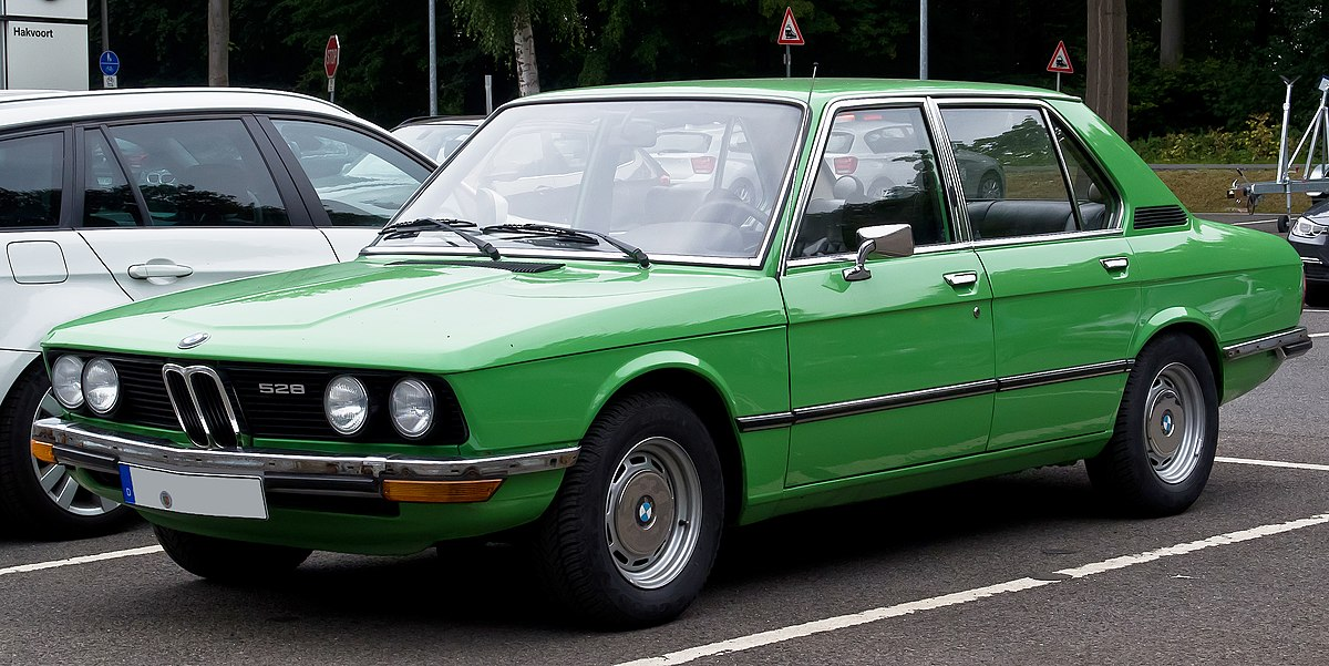 Bmw 5 Series E12 Wikipedia