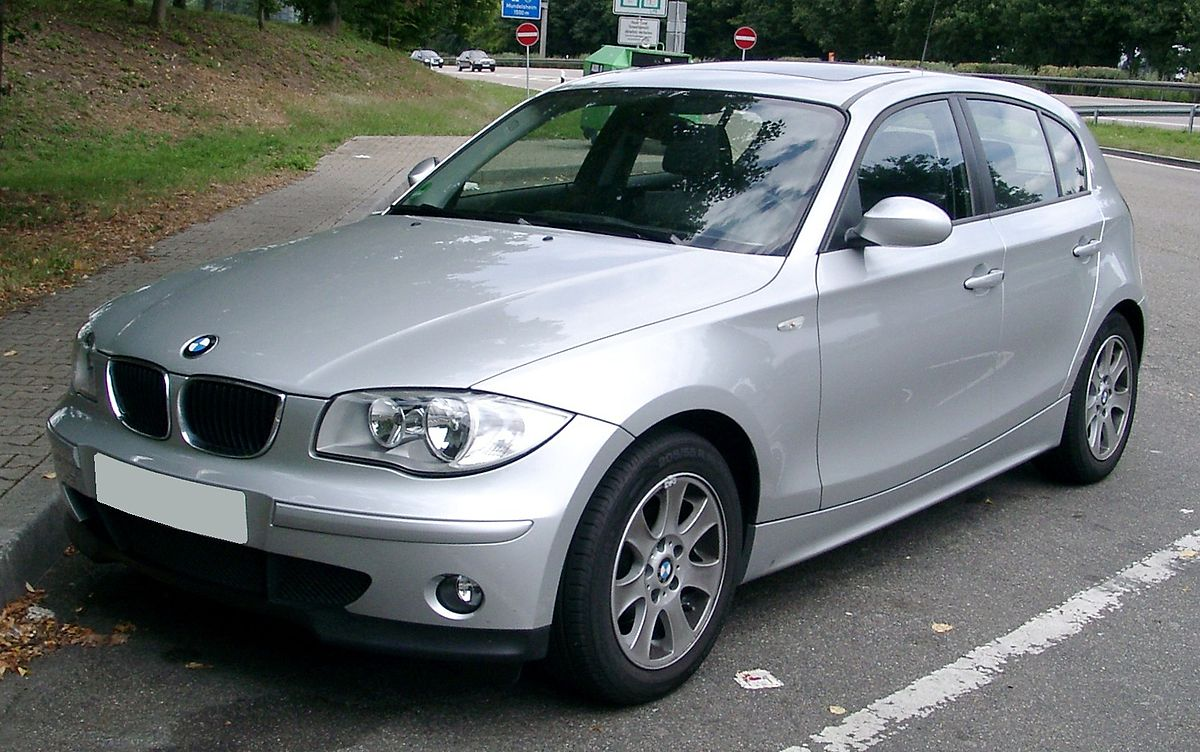 BMW 1 Series (E87) - Wikipedia
