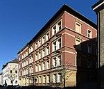 Residential houses Wilmerdingstrasse 2-6, 9A, 9B, 11-113, semi-detached houses Wilmerdingstrasse 14 / Sophienstrasse 32