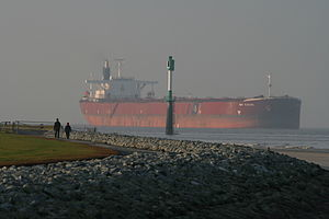 Transport - A bulk carrier BW Fjord