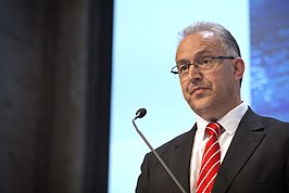 Ahmed Aboutaleb in 2016