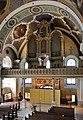 Bad Ischl - Kirche, Orgelempore.JPG