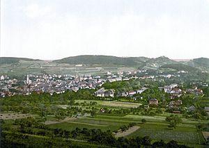Bad Kissingen - Bad Kissingen in 1900